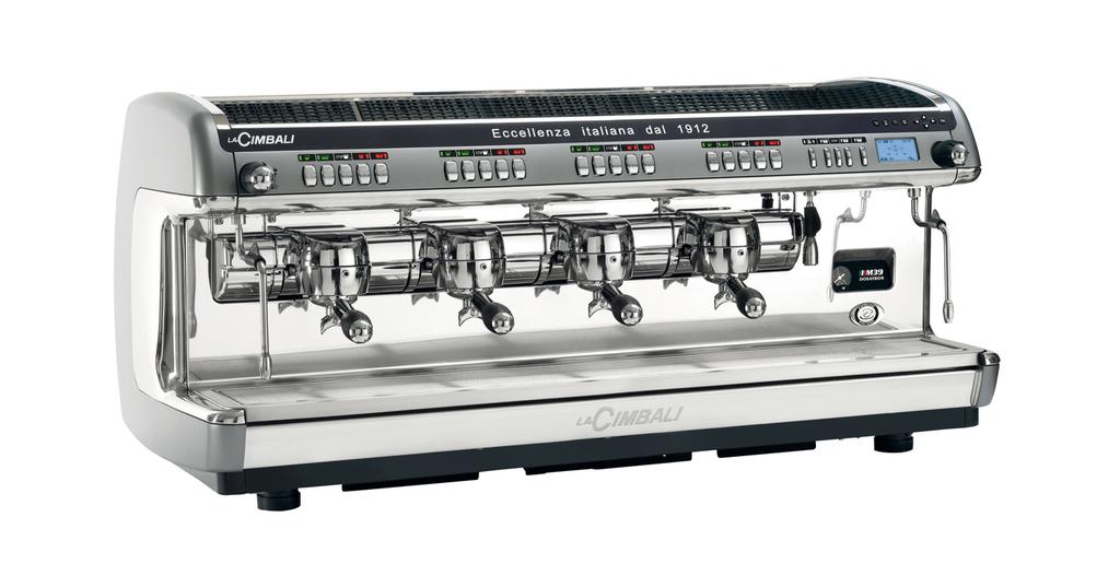 La Cimbali pákový kávovar M39 Dosatron TE