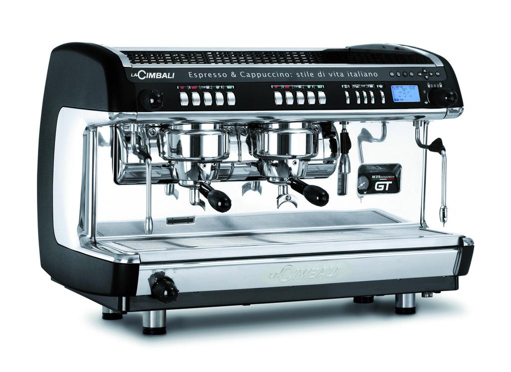 La Cimbali pákový kávovar M39 Dosatron GT