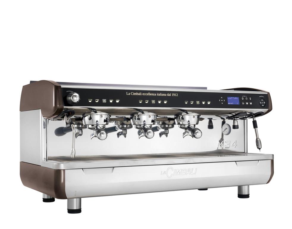 La Cimbali pákový kávovar M34 SELECTRON DT3