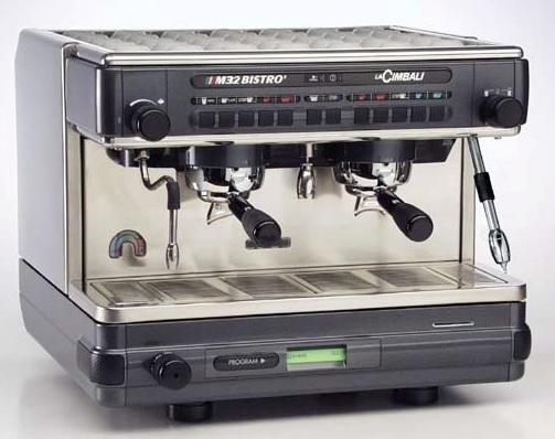La Cimbali pákový kávovar M32 Bistro Turbosteam