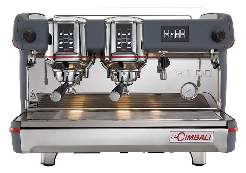 Pákový espresso kávovar LaCimbali M100 Attiva