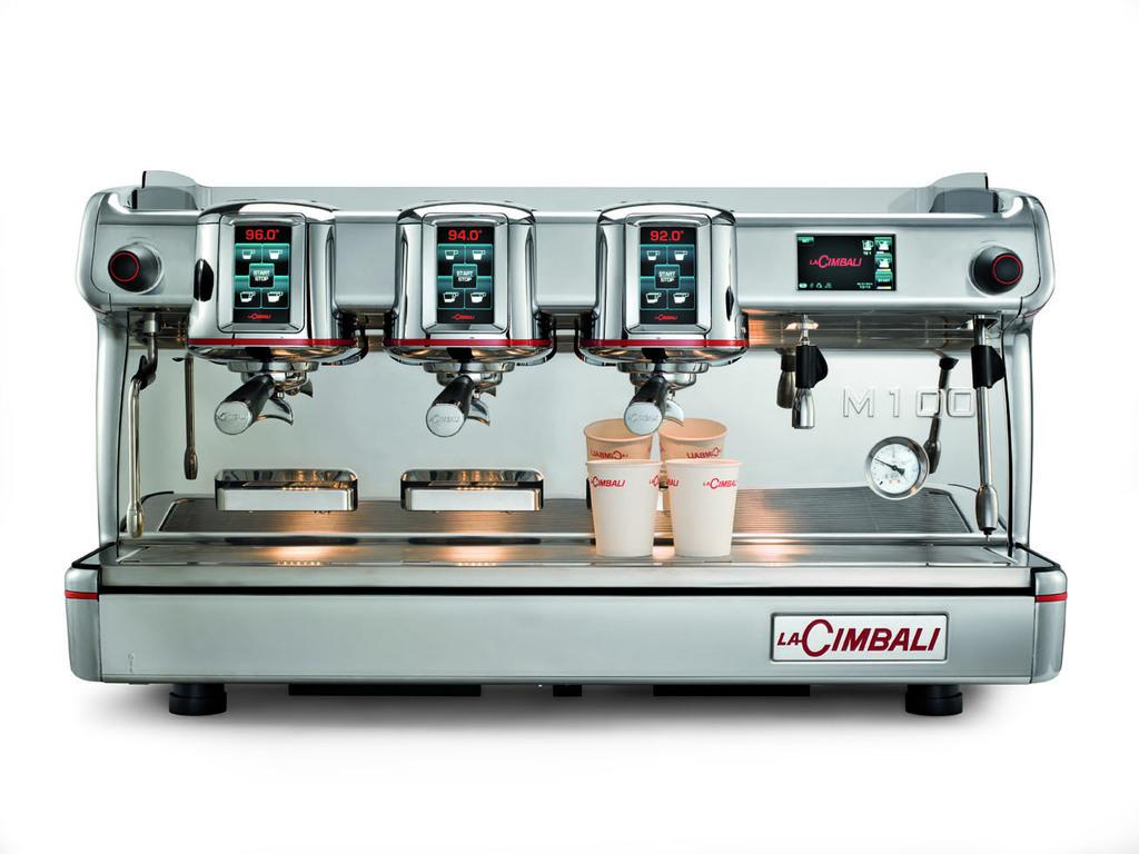 La Cimbali pákový kávovar M100 GT/HD TALL